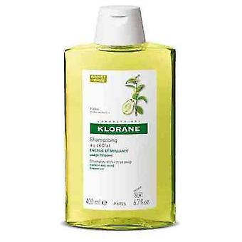 Klorane Shampoo A Citron 400 Ml (Hygiene and health , Shower and bath gel , Shampoos)