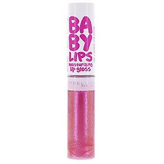 Maybelline Baby Lips Moisturizing Lip Gloss 20 Taupe With Me
