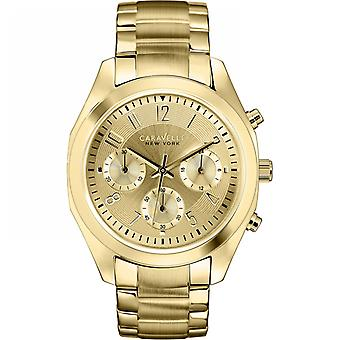 Caravelle New York Ladies' Melissa Chronograph Watch 44L118