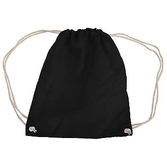 Westford Mill Cotton Gymsac Bag - 12 Litres