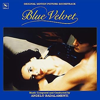 Angelo Badalamenti - Blue Velvet (LP) [Vinyl] USA import
