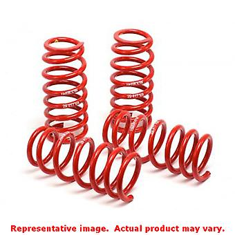 H & R Springs - carrera resortes 51863-88 se adapta: HONDA 1992-1995 CIVIC Coupe; Sedán; PE