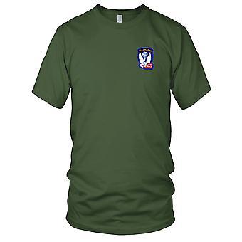 US Army infanterie aéroportée - 503e régiment brodé Patch - Paramarine dames T Shirt