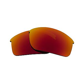 Best SEEK Replacement Lenses for Oakley BOTTLE ROCKET Red Yellow Mirror