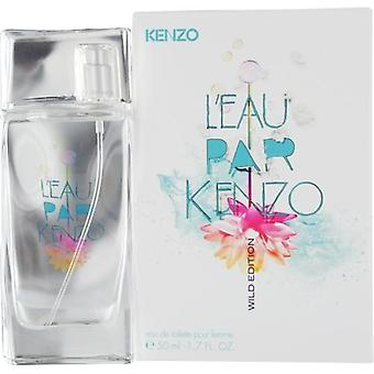 L'Eau Par Kenzo Wild Edition By Kenzo Edt Spray 1.7 Oz (Limited Edition)