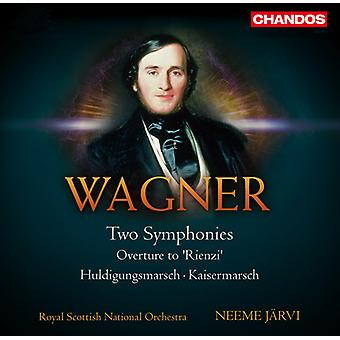 R. Wagner - Wagner: Two Symphonies [SACD] USA import