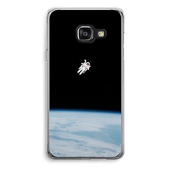 Samsung A3 (2017) Transparent Case - Alone in Space