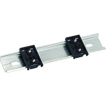 Bopla 20035000 TSH 35-2 Mounting Rail Holder Mounting rail holders Black