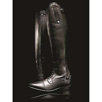 Mark Todd Adults Standard Leather Competition Long Field Boots
