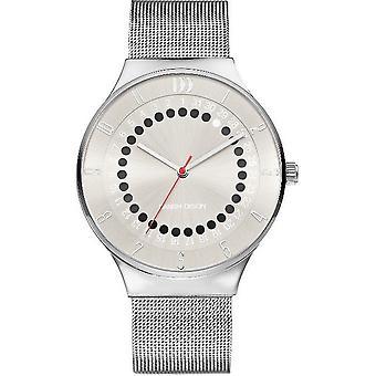 Reloj para hombre de diseño danés IQ64Q1050