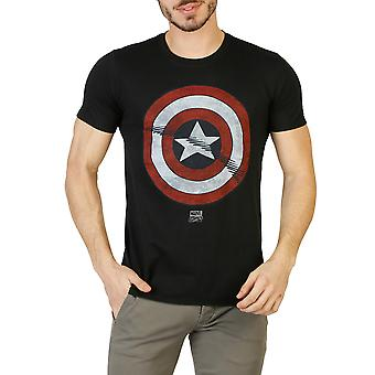 Marvel Men T-shirts Black