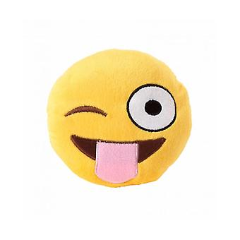 FuzzYard Peluche Plush Toy Emoji Tongue Out (Dogs , Toys & Sport , Stuffed Toys)