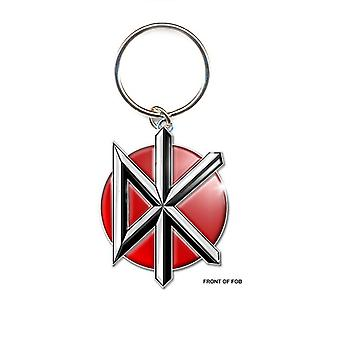 Dead Kennedys Keyring Keychain band Logo new Official metal