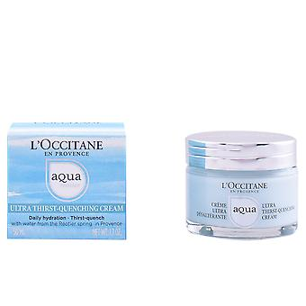 L´occitane Aqua Réotier Ultra Thirst Quenching Cream 50 Ml Unisex
