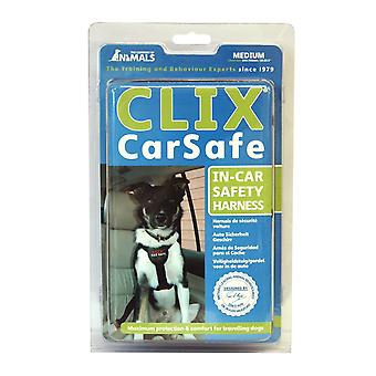 CLIX Dog CAR SAFE Harness Medium