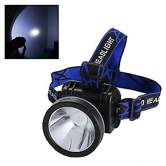 High Power LED Headlamp - 5W XPE LED, 1200mAh Battery, IPX4, 2 Light Modes