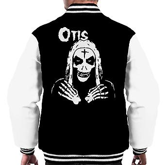 Otis B Driftwood House Of 1000 Corpses Misfits Men's Varsity Jacket