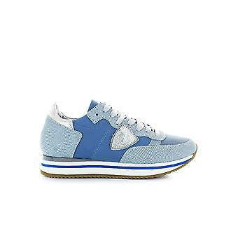 PHILIPPE MODEL TROPEZ HIGHER VIP LIGHT BLUE SNEAKER