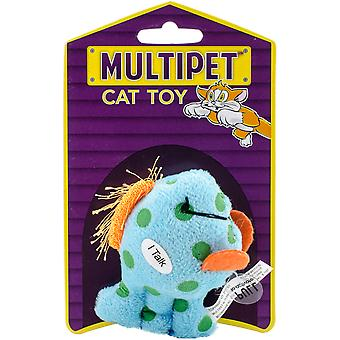 Mulitpet Look Who's Talking Plush Toy 1.25