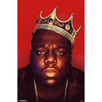 The Notorious BIG - King Poster Print