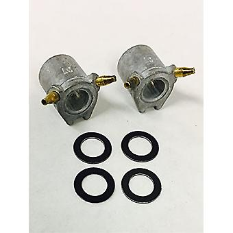 Holley 121-35 Accelerator Pump Discharge Nozzle - Pair