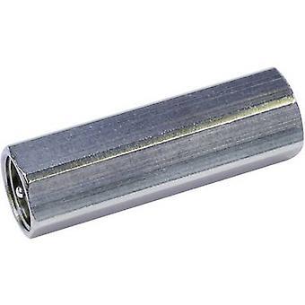 FME adapter FME plug - FME plug Telegärtner J01702A0001 1 pc(s)