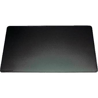 Langlebige 710201 Desk pad Black (W x H) 530 x 400 mm