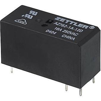 Zettler Electronics AZ762-1A-6DE PCB-Relais 6 Vdc 16 A 1-Hersteller 1 PC