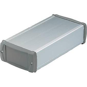 Bopla BOS Ecoline ELP 620-100 Universal inhägnad 100 x 57,5 x 22 Aluminium damm grå (RAL 7037) 1 dator
