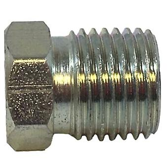 Big A Service Line 3-121039 Steel Inverted Hex Nut 3/16
