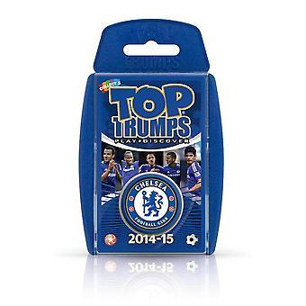 Top Trumps - Chelsea FC 2014-15