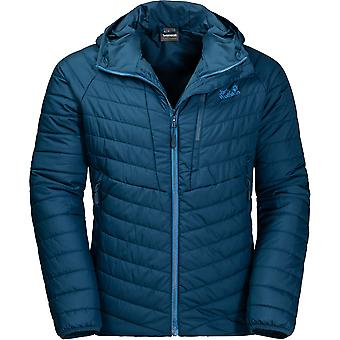 Jack Wolfskin Mens Aero Trail Lightweight Windproof Insulated Jacket