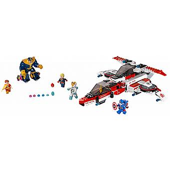 LEGO 76049 Avenjet Space space mission