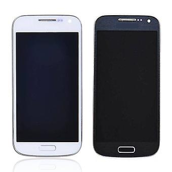 Stuff Certified ® Samsung Galaxy S4 Mini Screen (LCD + Touch Screen + Parts) AAA + Quality - Blue / White