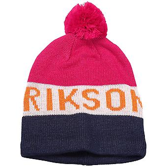 Didriksons Tomba Kids Beanie Hat - Warm Cerise