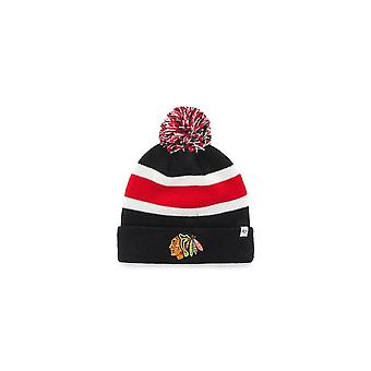 '47 Nhl Chicago Blackhawks Breakaway Cuff Knit