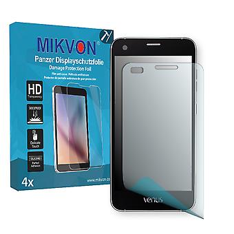 Vestel Venus V3 5045 Screen Protector - Mikvon Armor Screen Protector (Retail Package with accessories)