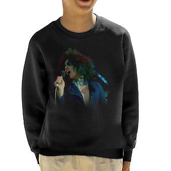TV Zeiten Marc Bolan Gesang auf Überschall T Rex Kid Sweatshirt
