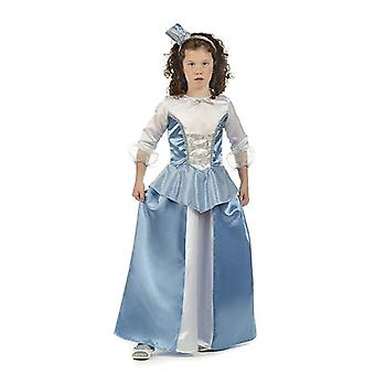 Princess Viola girl costume winter Princess child costume