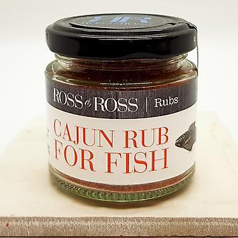 Cajun Rub voor vis