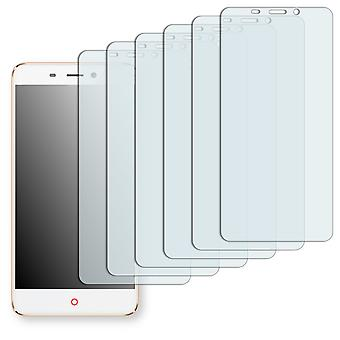 ZTE Nubia N1 display protector - Golebo crystal-clear protector (miniature sheet)