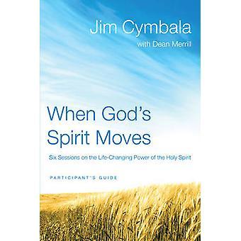 Wanneer Gods geest deelnemer gids beweegt - zes sessies op het leven
