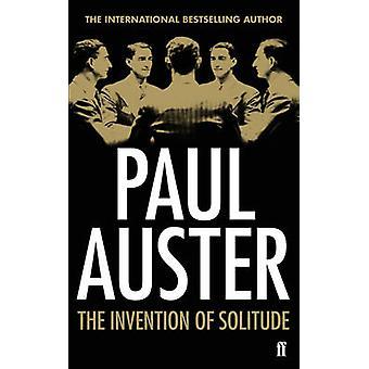 Oppfinnelsen av ensomhet (hoved) av Paul Auster - 9780571288328 bok