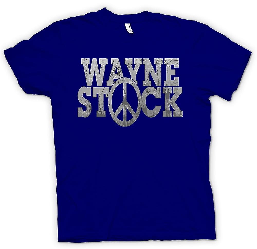 Mens T-shirt - Stock Wayne - Waynes World