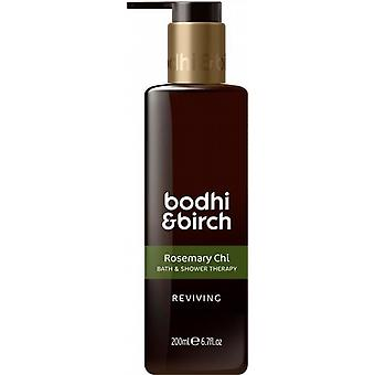 Bodhi & Birch Rosemary Chi Reviving Bath & Shower Therapy
