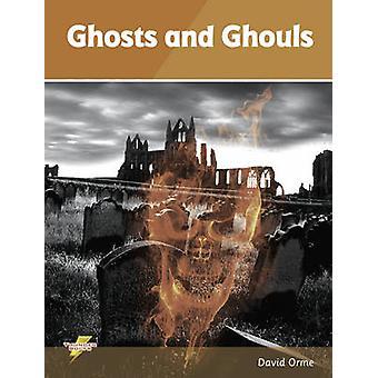 Fantômes et les goules - Set de 4 par David Orme - livre 9781781270776