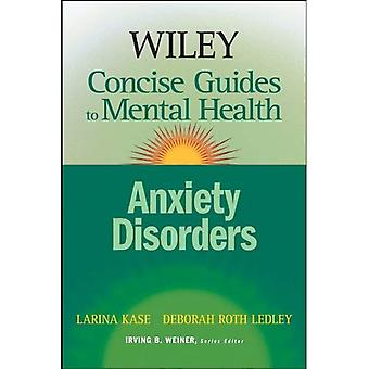 Ångestsyndrom (Wiley koncisa riktlinjer för psykisk hälsa)