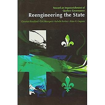 Reengineering the State: Towards an Impoverishment of the Quebec Government