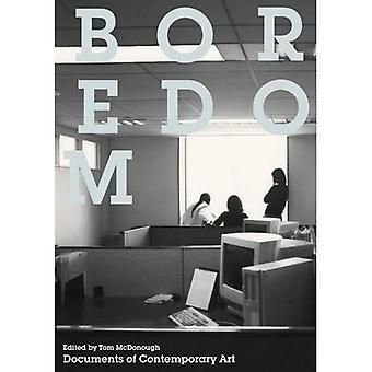 Boredom (Documents of�Contemporary Art)