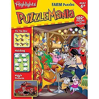 Farm Puzzles (Puzzlemania#174)